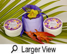 shea body butter gift bag